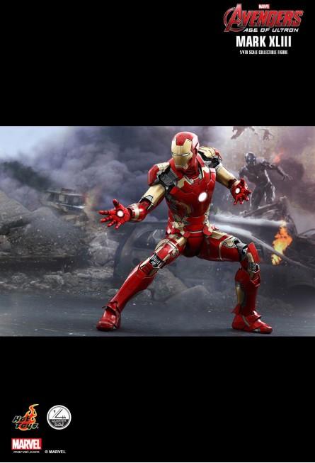 Железный Человек Марк 43