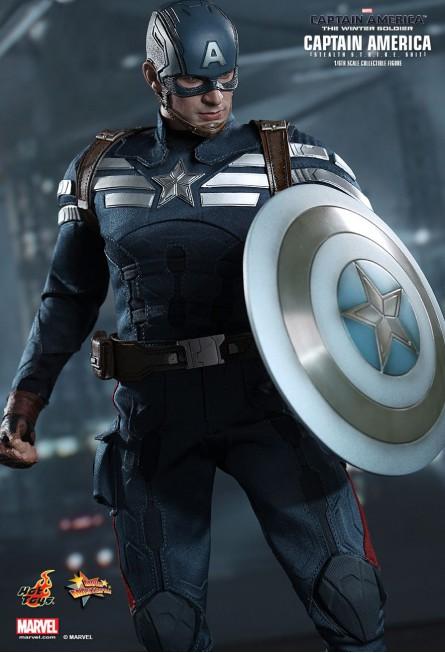 Капитан Америка (Стэлс-костюм)