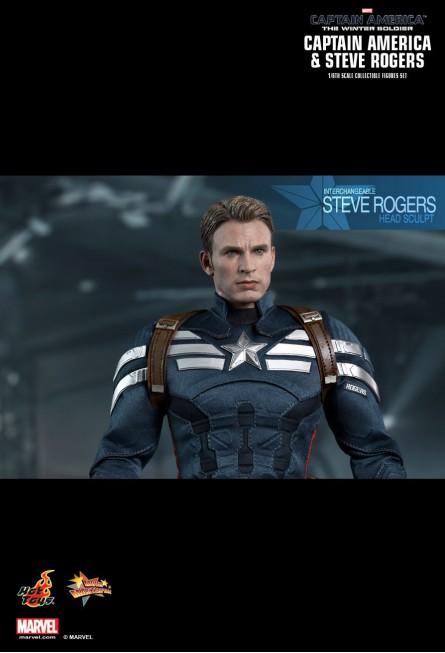 Капітан Америка та Стів Роджерс