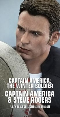 Капитан Америка и Стив Роджерс