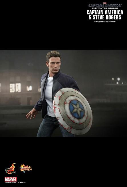 Captain America & Steve Rogers