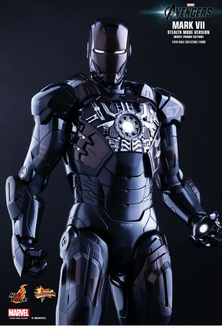 Iron Man Mark VII (Stealth Mode Version)
