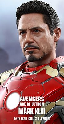 Iron Man Mark XLIII