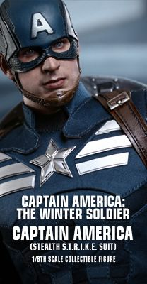 Captain America (Stealth S.T.R.I.K.E. suit)
