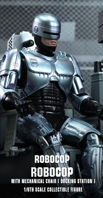 RoboCop with Mechanical Chair (Docking Station)